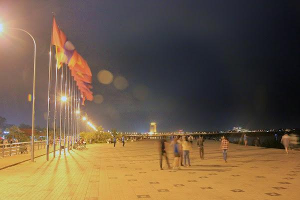 Marché de nuit - Vientiane - Laos