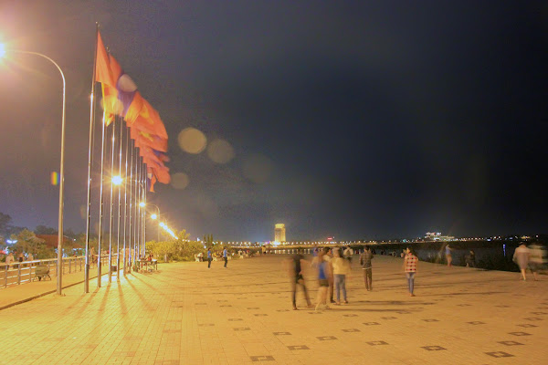 Mercato Night - Vientiane - Laos