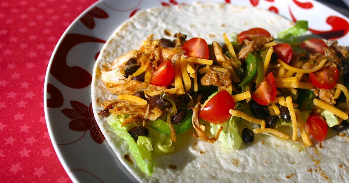 My retro kitchen turkey and black bean burritos for Cutthroat kitchen perfect burrito