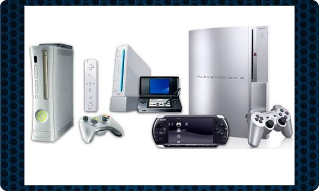 consolas de videojuegos en venta