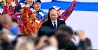 Президент России В.В.Путин. Автор фото председатель НСНБР А.Г.Огнивцев.