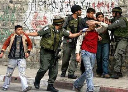 Prisoneiros palestinos