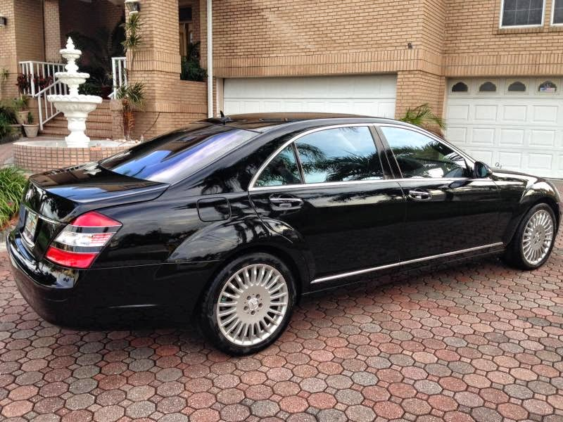 Mercedes benz s class w221 s550 benztuning for Mercedes benz s550 rims