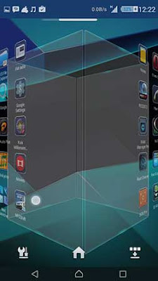 Next Launcher 3D Shell V3.7 Apk