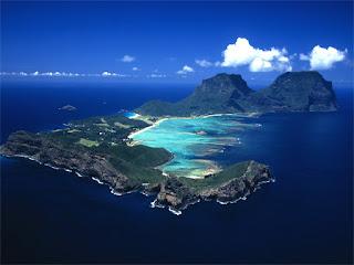 Blinky Beach, Lord Howe Island, Australia