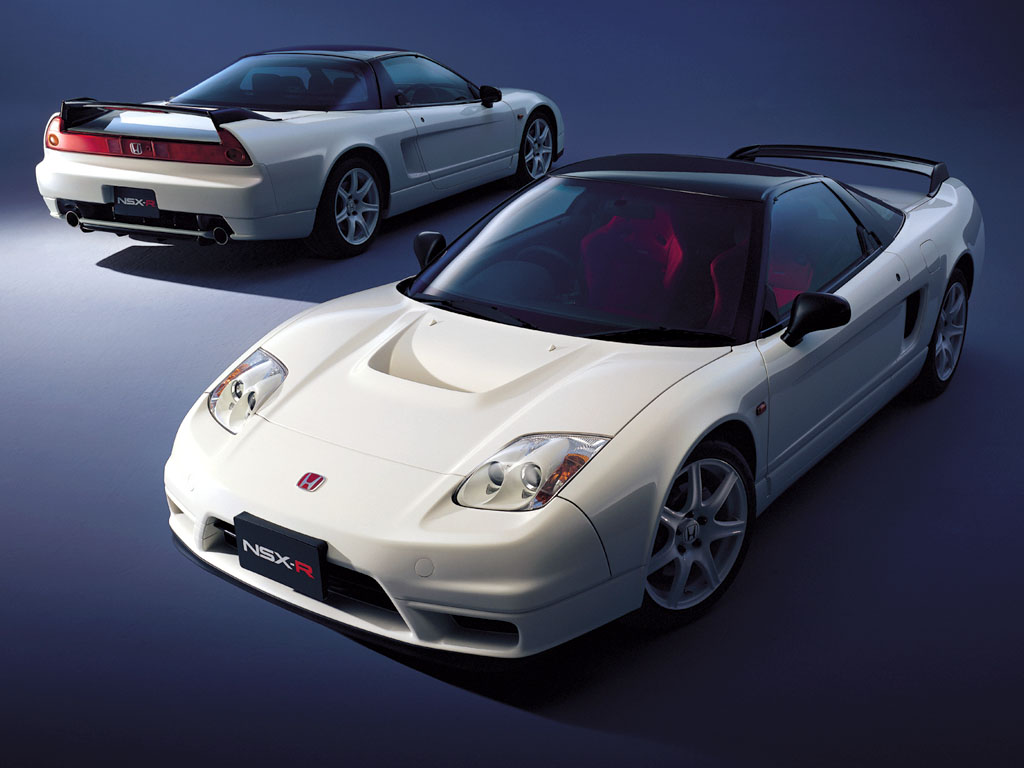 Honda NSX japoński supercar sportowy samochód kultowy V6 RWD Type R JDM NA2