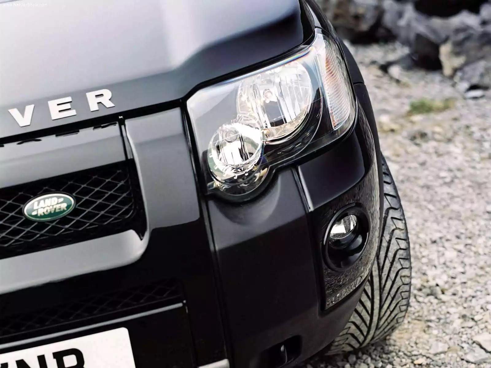Hình ảnh xe ô tô Land Rover Freelander Td4 3door 2004 & nội ngoại thất