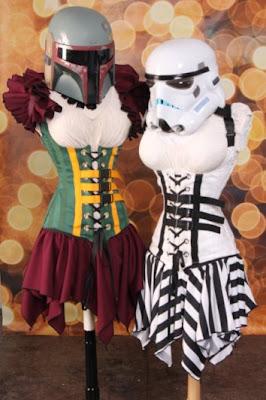 """Одежда для поклонниц """"Звёздных войн"""""""