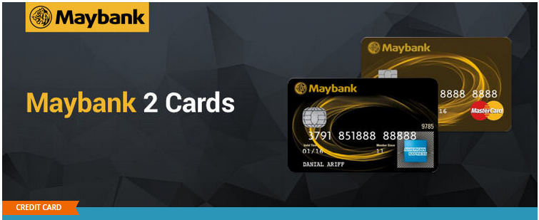 maybank2cards credit cards