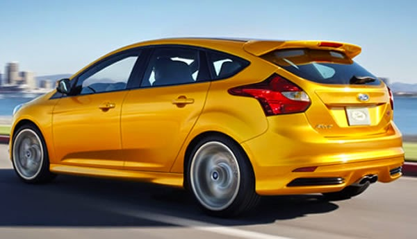 ford focus engines