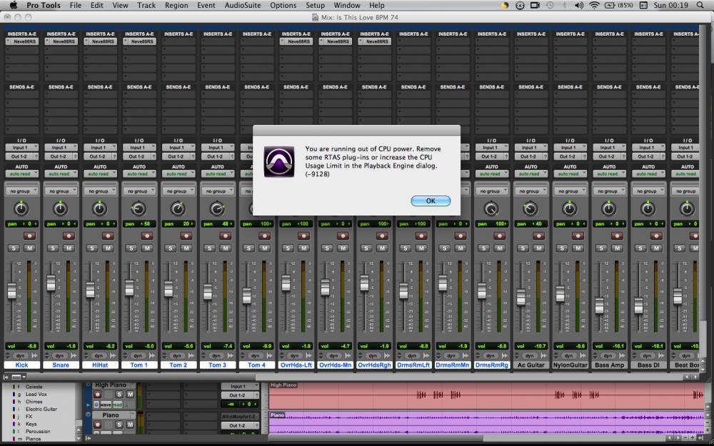 pro tools 10 crack mac mavericks