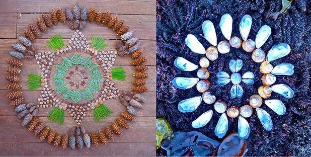 Hiasan Bunga Danmala Karya Kathy Klein