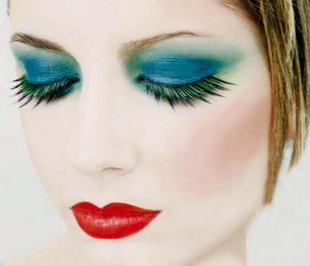 los maquillajes mas bonitos del mundo