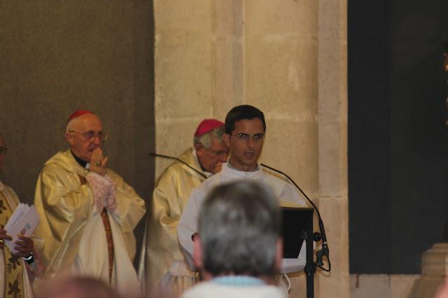 Eucaristía inaugural