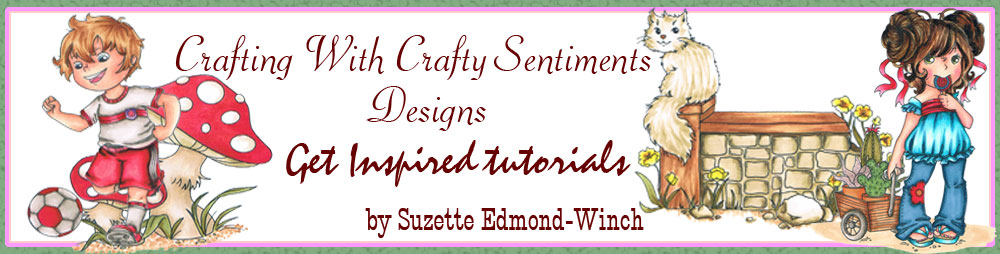 Crafty Sentiments Designs &#39;Crafty Inspirations&#39;