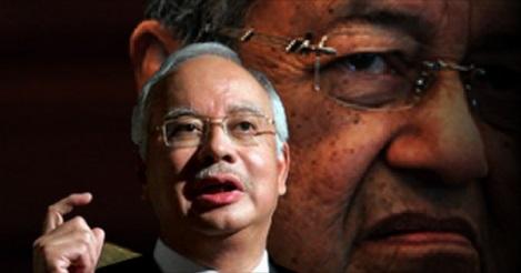 """Marah Mahathir Pada Najib Bukan Ibarat Teguran """"Ayah Anak"""" #KekalNajib"""