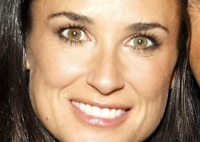 Demi Moore Non-Surgical Facelift? Yay or Nay