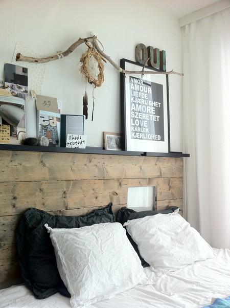 peppermags interior modern rustic bedroom