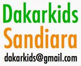 Dakarkids Sandiara