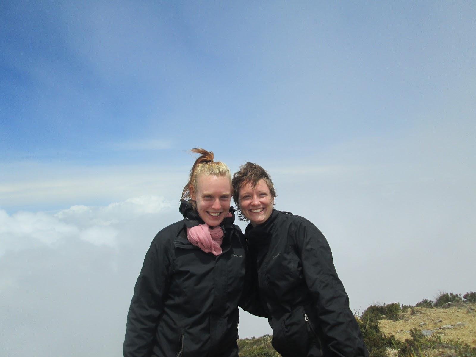 Climb Mt. Apo Philippines