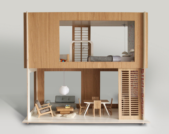 A Lovely Lark One Lovely Thing Modern Dollhouse