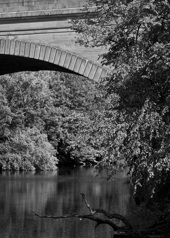 River Kelvin bridge, Glasgow