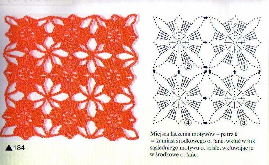 crochet calados