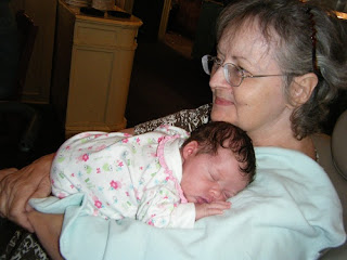 Gran and Sasha