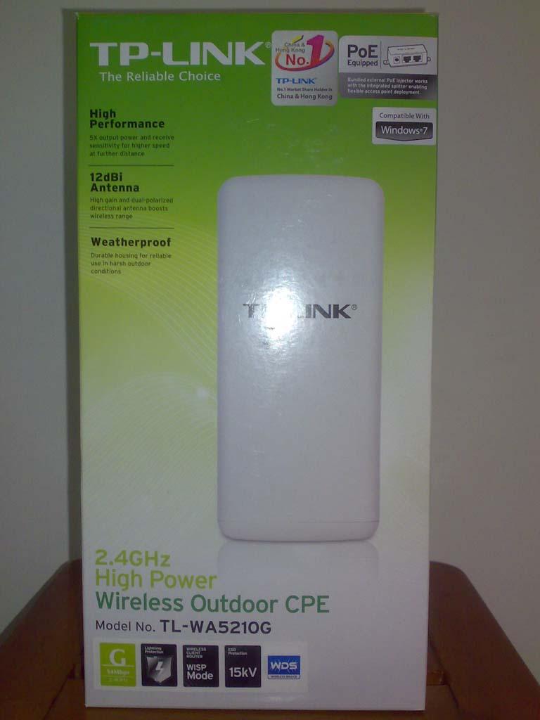 Wireless Outdoor TP Link Bộ thu bộ phát sóng Wifi mạnh nhất