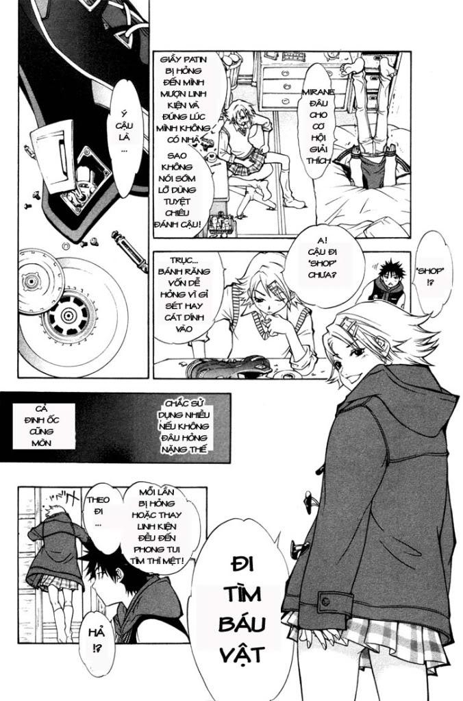 Air Gear Chap 006