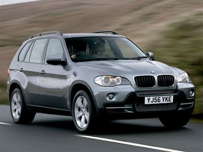 BMW X5 xDrive 35d cars preview