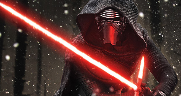 Kylo Ren Star Wars VII