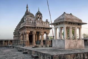 Candi Chausat Yogini, Madhya Pradesh - India