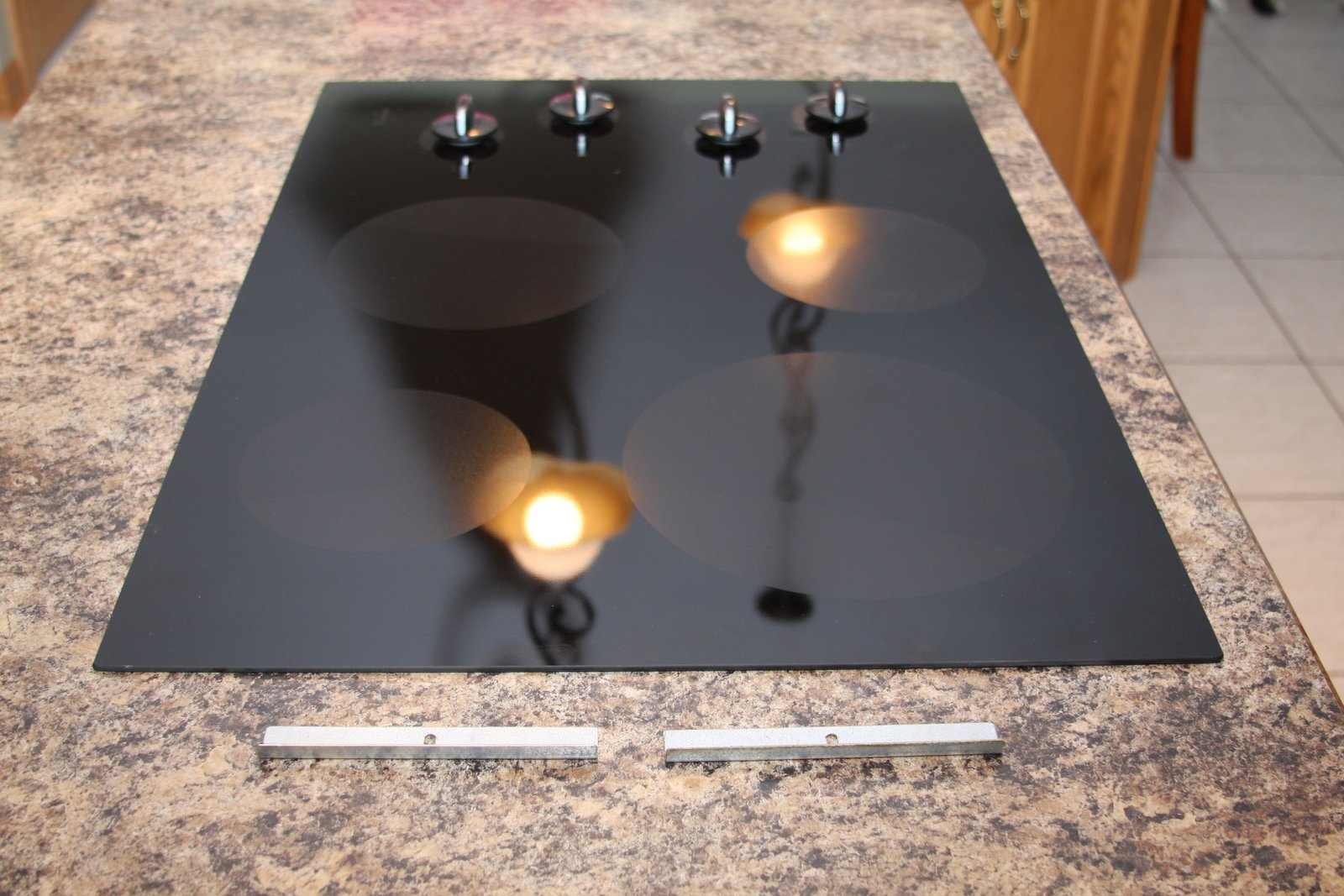 Electric Stove Top ~ How to diy replacing whirlpool electric cooktop glass