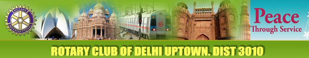 Rotary Club of Delhi Uptown