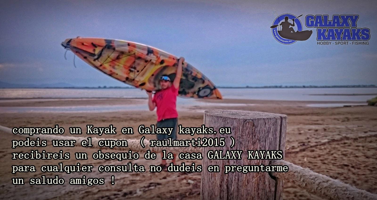 galaxy kayak eu