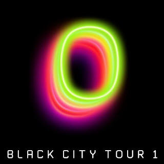 Indochine Memoria 2012 Rock'n'Live Black City Tour I