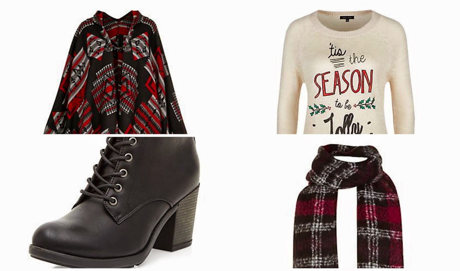 new look autumn winter top picks