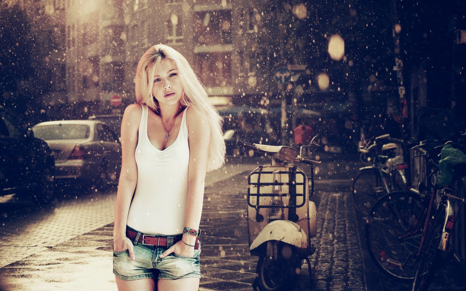 Girl In Rain Wallpapers Most Beautiful Places In The World Download Free Wallpapers