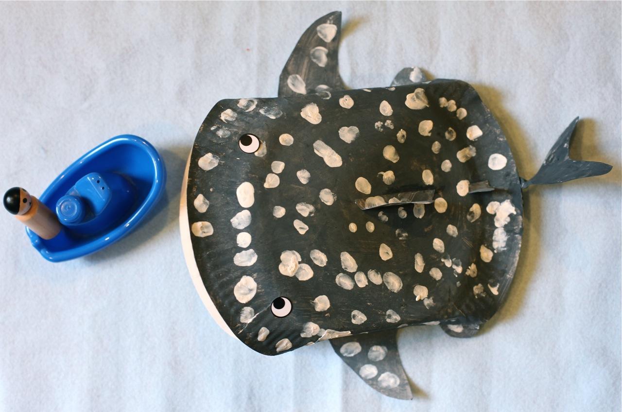Thinking Thursdays Jonah and the great fish & Mum in the making: Thinking Thursdays: Jonah and the great fish