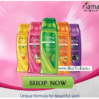 Amazon: Buy Fiama Di Wills Brazilian Fresh Revive Shower Get And get 250ml at worth Rs.195 at Rs.148 with Free shipping.