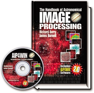 Link to site of The Handbook of Astronomical Imaging