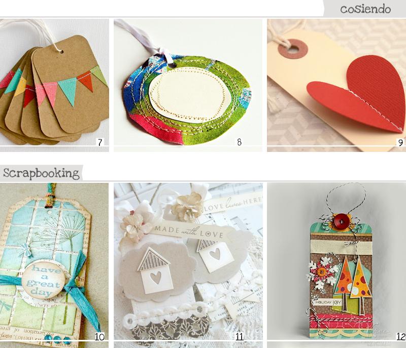 Graphic vintage etiquetas para tus regalos - Etiquetas para regalos para imprimir ...