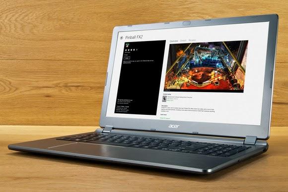 Spefikasi & Review Acer Aspire V5-552G