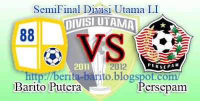 Prediksi Pertandingan  Barito Putra VS Persepam