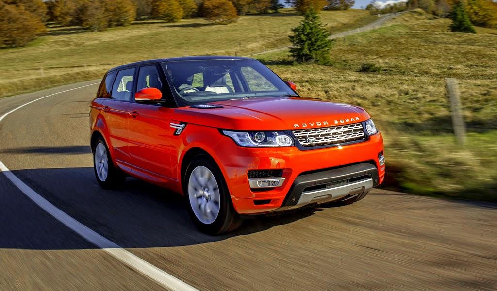2014 Range Rover Sport Wallpaper