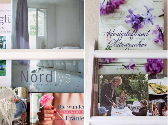 Amalie loves Denmark 5 Bücher, die ich liebe