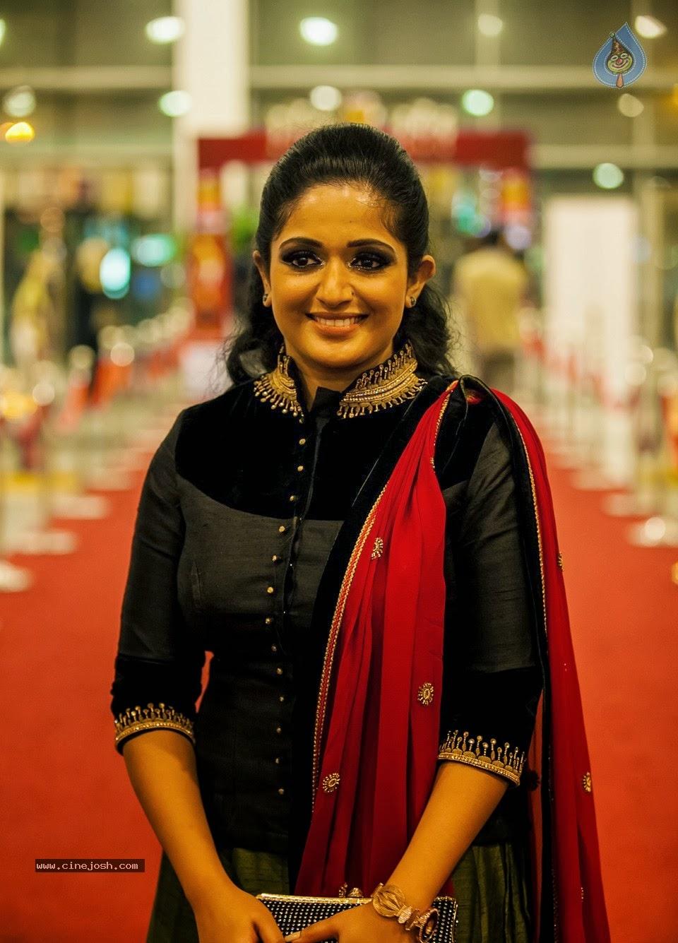Kavya Madhavan Latest Hot Photos From Siima Awards