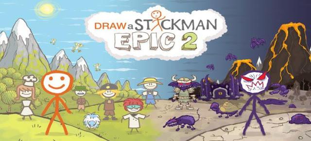 Download  Draw a Stickman: EPIC 2 Apk
