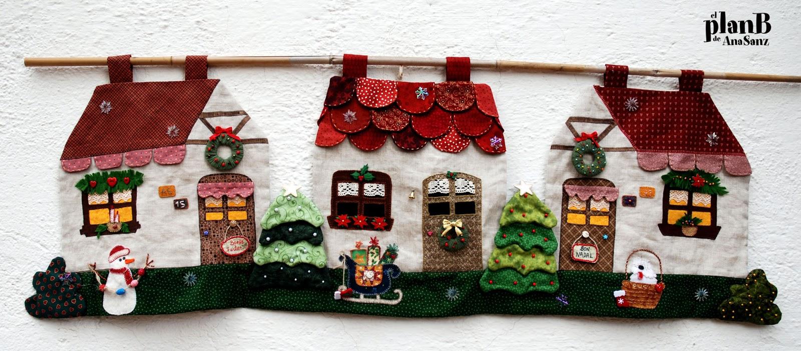 Bocinets d 39 enc s unas casitas de navidad - Casitas de navidad ...